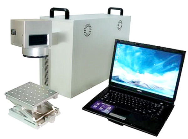 美安可MAC-f10便携式光纤激光打标机